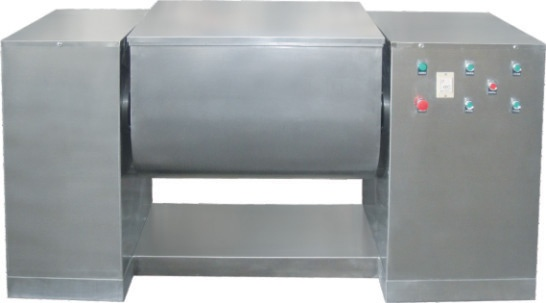 Trough Shaped Mixer